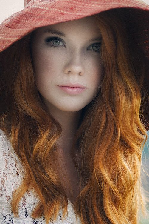 Splendid Red-haired Lady ➳ ❤ ⊱..