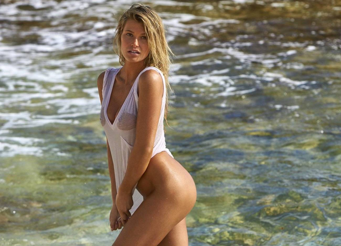 Samantha Hoopes by Ben Watts in..