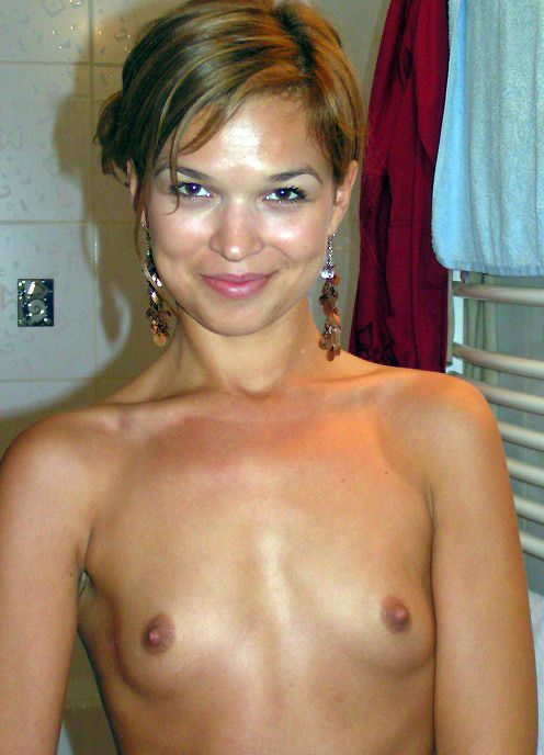 Bare  from my vacation, nubile naked..
