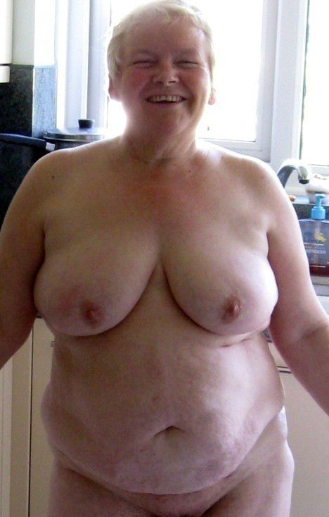 Boobed fifty ladies totally bare