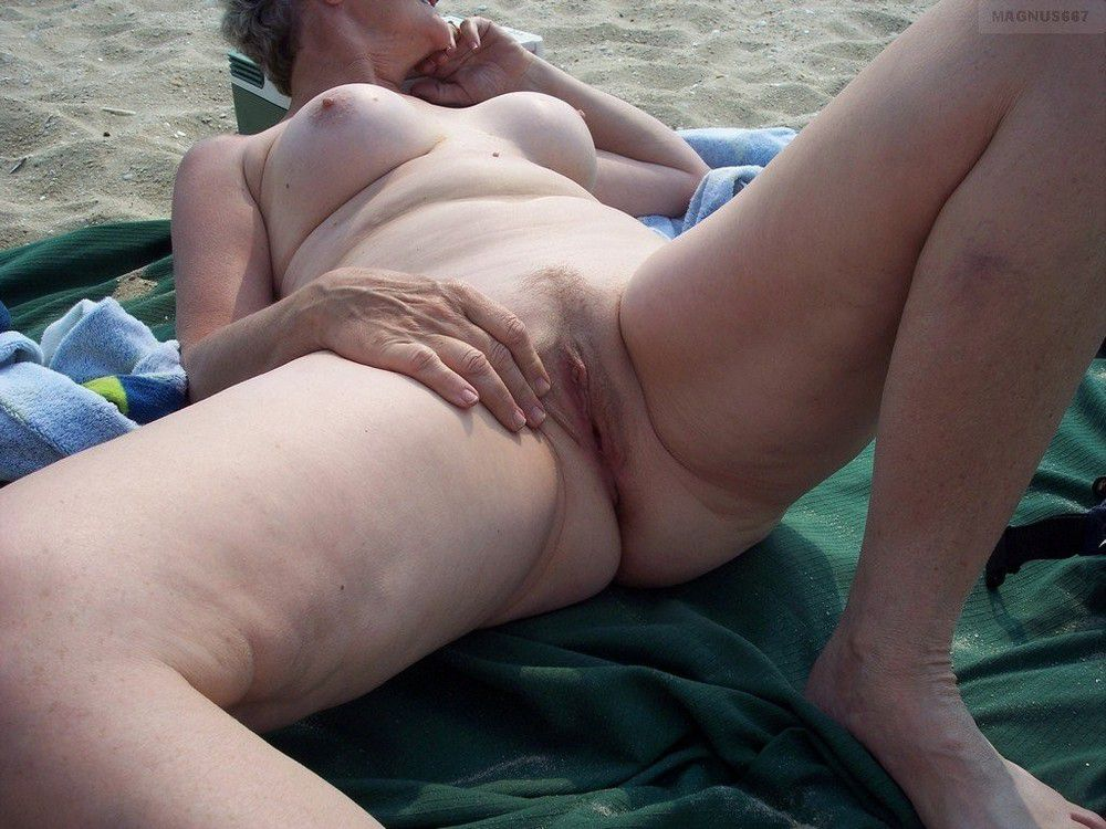 Mature exhibs and naturist individual..