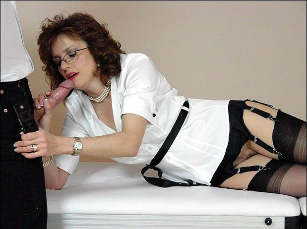 There is Nothing Like A Milf, oral..
