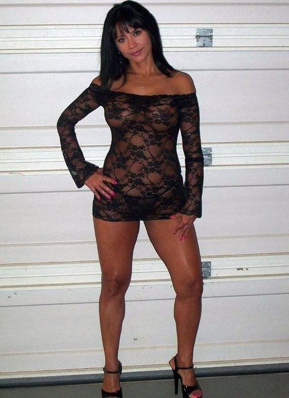 This housewife, home exhibitionism,..
