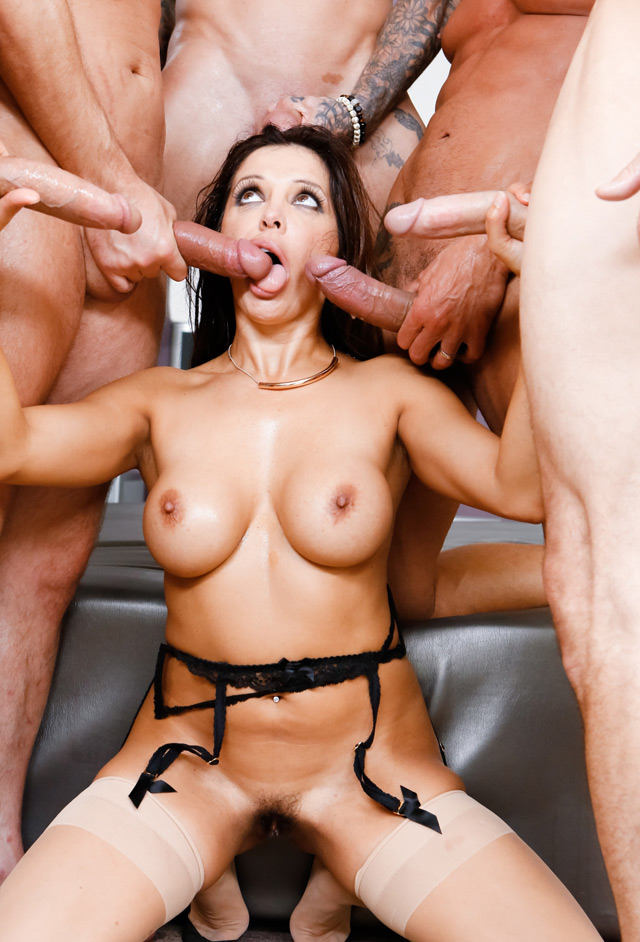 Francesca Le Mass ejaculation - Mega..
